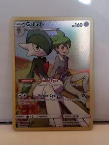 GALLADE-244-236-Sun-amp-Moon-Cosmic-Eclipse-mint-holo-secret-rare-Pokemon