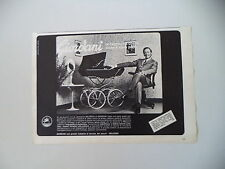 advertising Pubblicità 1967 PASSEGGINO CARROZZINA GIORDANI MAJORCA