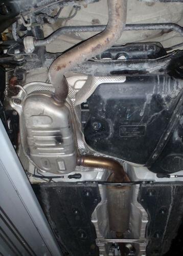 Seat Leon Cupra 280 Centre resonator mid silencer delete pipe deres pipe