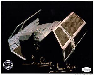 DAVE-PROWSE-Signed-Darth-Vader-STAR-WARS-8x10-Official-Pix-Photo-JSA-U99996