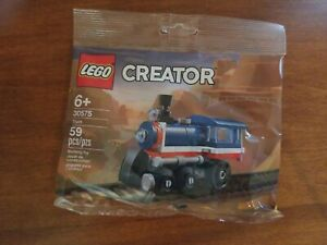 LEGO 30575 Creator Train NEW in Sealed Polybag