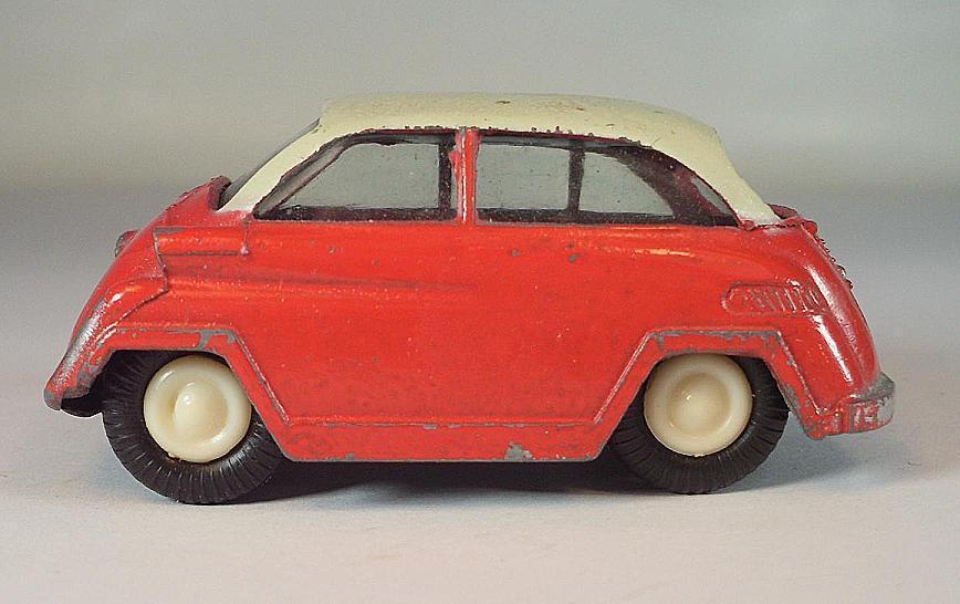 Gama mini - mod - 1   43 nr. 907 bmw 600 limousine rot   wei ß   6382