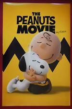 The Peanuts Movie 24x36 2015 Marcie v9 - Charlie Brown Snoopy Movie Poster