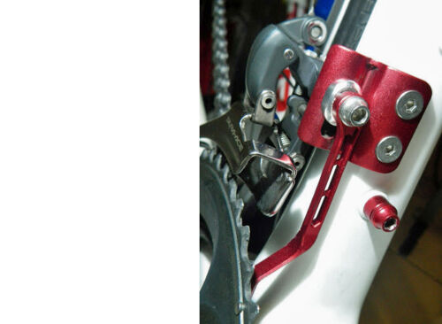 RED OMNI Racer WORLDS LIGHTEST Chain Drop Catcher Fit Record Chorus Super