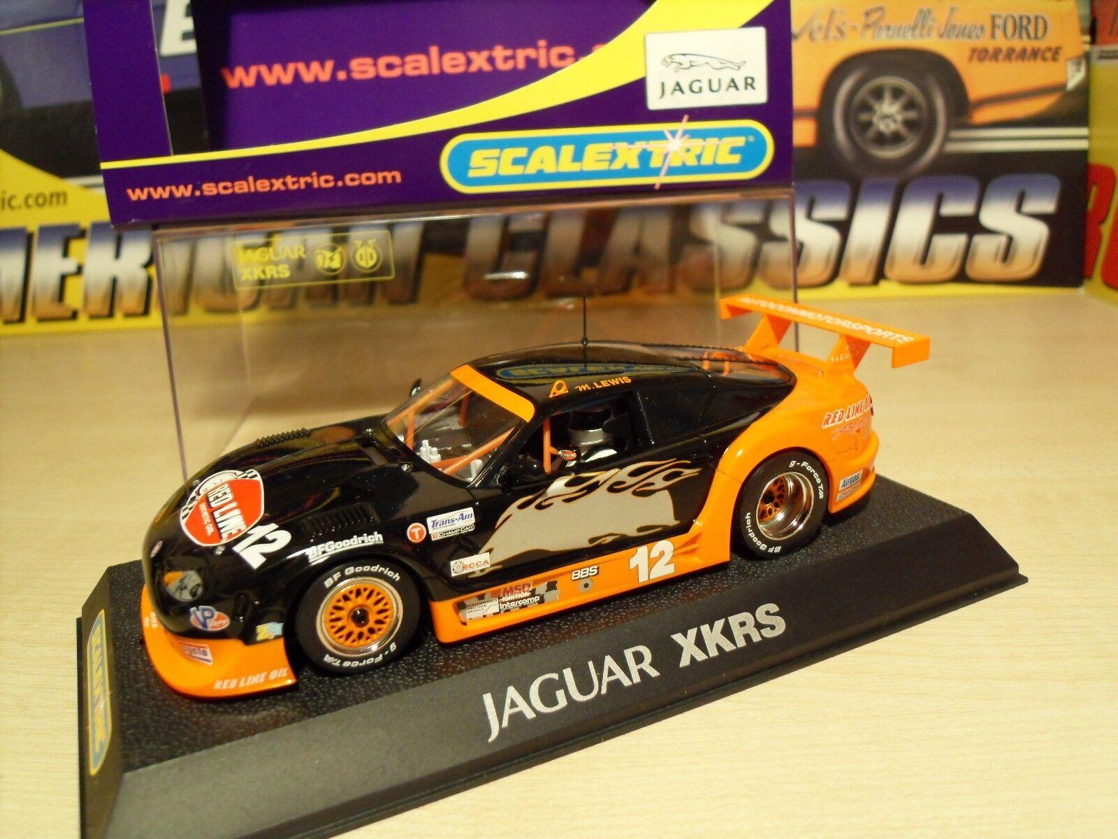 Scalextric C2785 Jaguar XKRS - Brand New in Box.