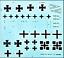 Roden-010-German-airplane-Fokker-DrI-World-War-I-1-72-scale-model-kit-100-mm miniature 3