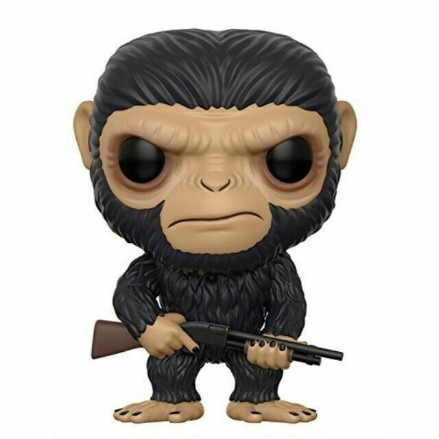 """CAESAR 3.75/"""" POP VINYL FIGURE TV FUNKO 453 WAR FOR THE PLANET OF THE APES"""