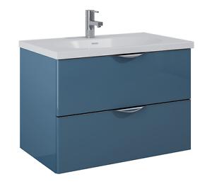 Das Bild Wird Geladen  Badmoebel Badezimmermoebel Keramikspuelen Hochglanz Waschbecken Waschtisch  Schrank