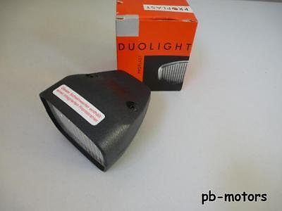 .neu Proplast Duolight Scheinwerfer Fahrradlampe Mit Reflektor Lampe Für Fahrrad