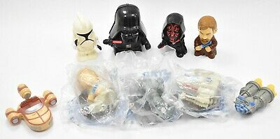 Star Wars Episode Iii Revenge Of The Sith Burger King Kids Meal Toy Lot Ebay