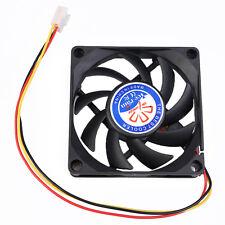 DC 12V 3Pin Ball Bearing 70x70x15mm 70mm 7015 Brushles CPU Cooling Fan