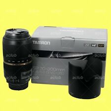 Tamron SP AF 70-300mm f/4-5.6 Di VC USD Lens A005NII A005N-II for Nikon