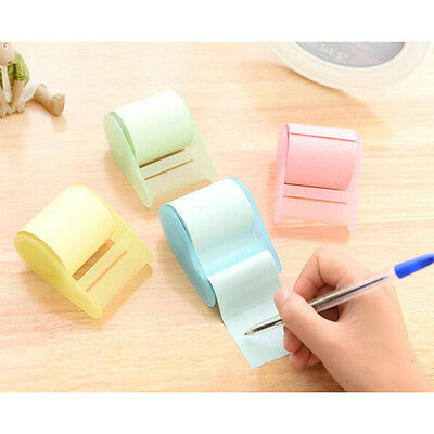 8M Sticker Bookmark Marker Memo Flags Index Pad Tab Sticky Notes