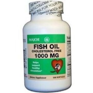 Major-Fish-Oil-Cholesterol-Free-1000MG-100-Soft-Gels-5-Pack