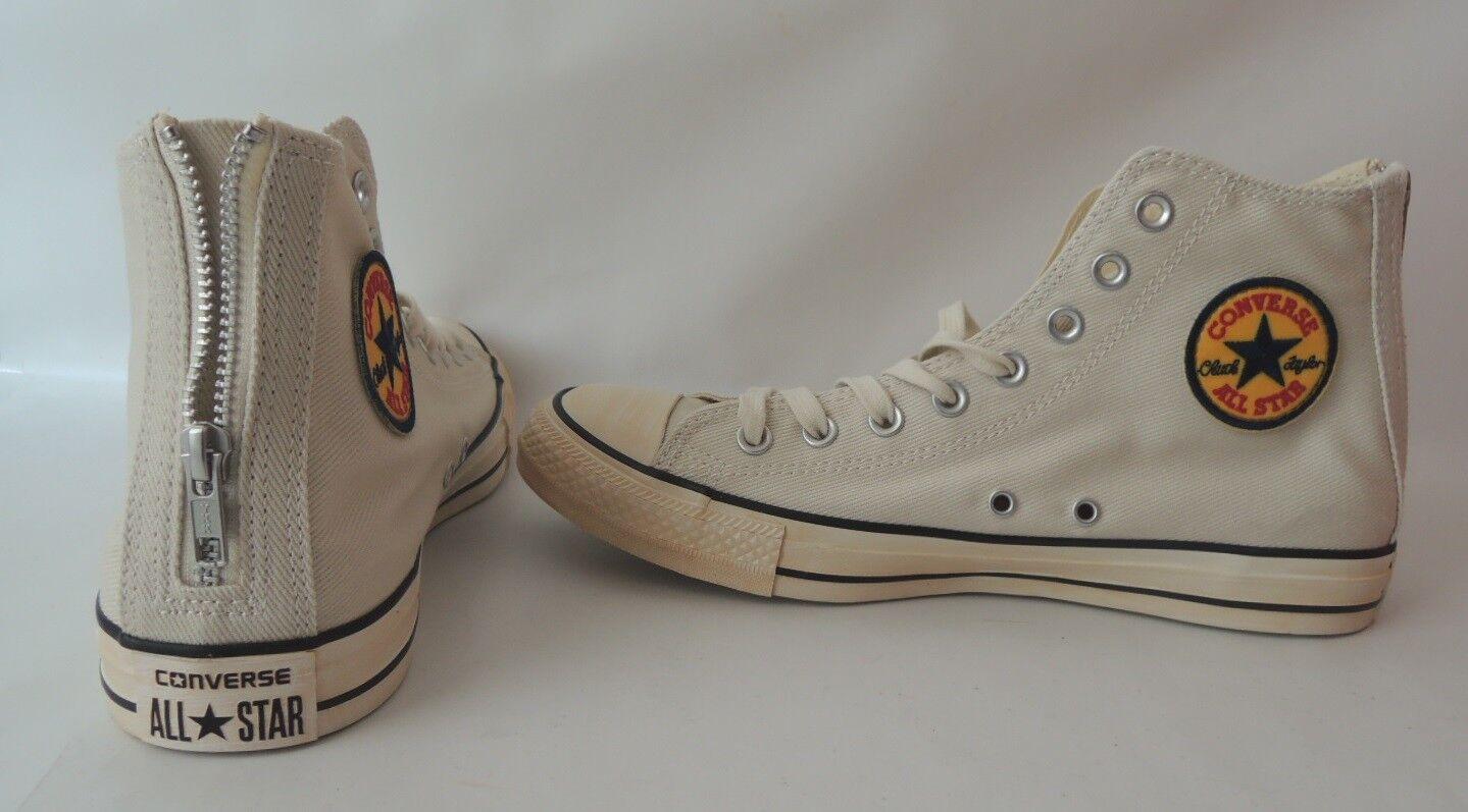NEU Schuhe Converse All Star Back Zip Hi 39,5 Chuck Taylor Sneaker Chucks Schuhe