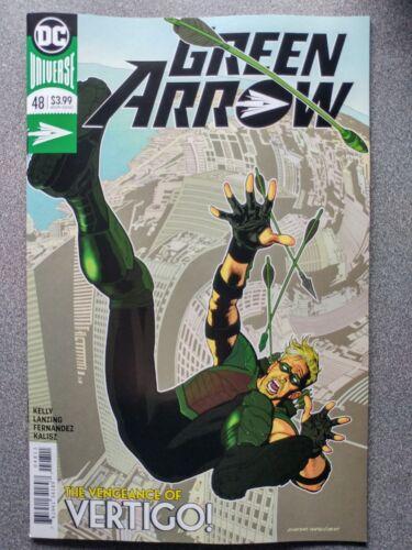 GREEN ARROW #48a 2019 DC Universe Comics ~ VF//NM Book