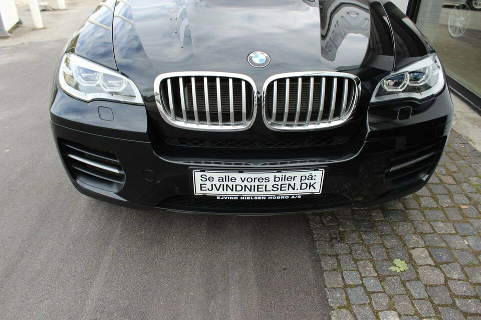 BMW X6 3,0 M50d xDrive aut. Diesel 4x4 aut. modelår 2012 km