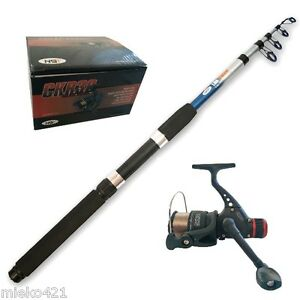 NGT-TELESCOPIC-FISHING-TRAVEL-ROD-REEL-6-8-10-or-12FT