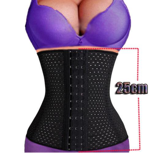 Waist Training Corset Waist Cincher Control Sport Body Shaper Underbust Slimming