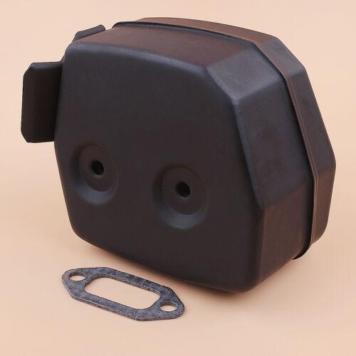 Silencieux d/'échappement Assemblage Gasket Kit Pour Husqvarna 266 XP Tronçonneuse Dispositif Anti-Style