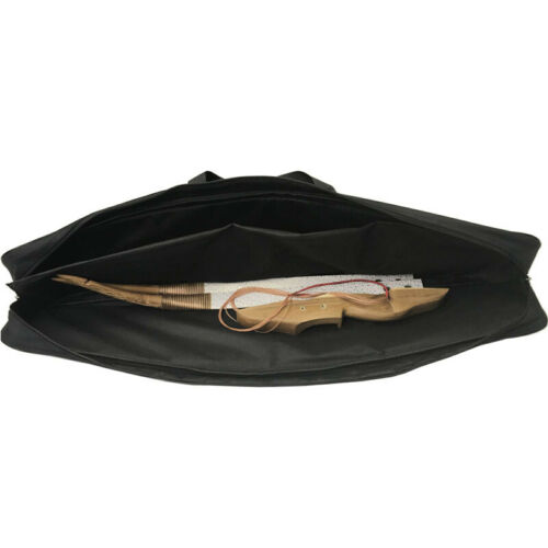 Archery Takedown Recurve Bow Bag Case Hand Holder Waterproof Bow Quiver Hunting