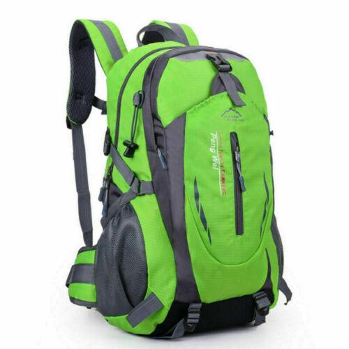 Extra Large 60L Men Women Waterproof Backpack Rucksack Hiking Camping School Bag
