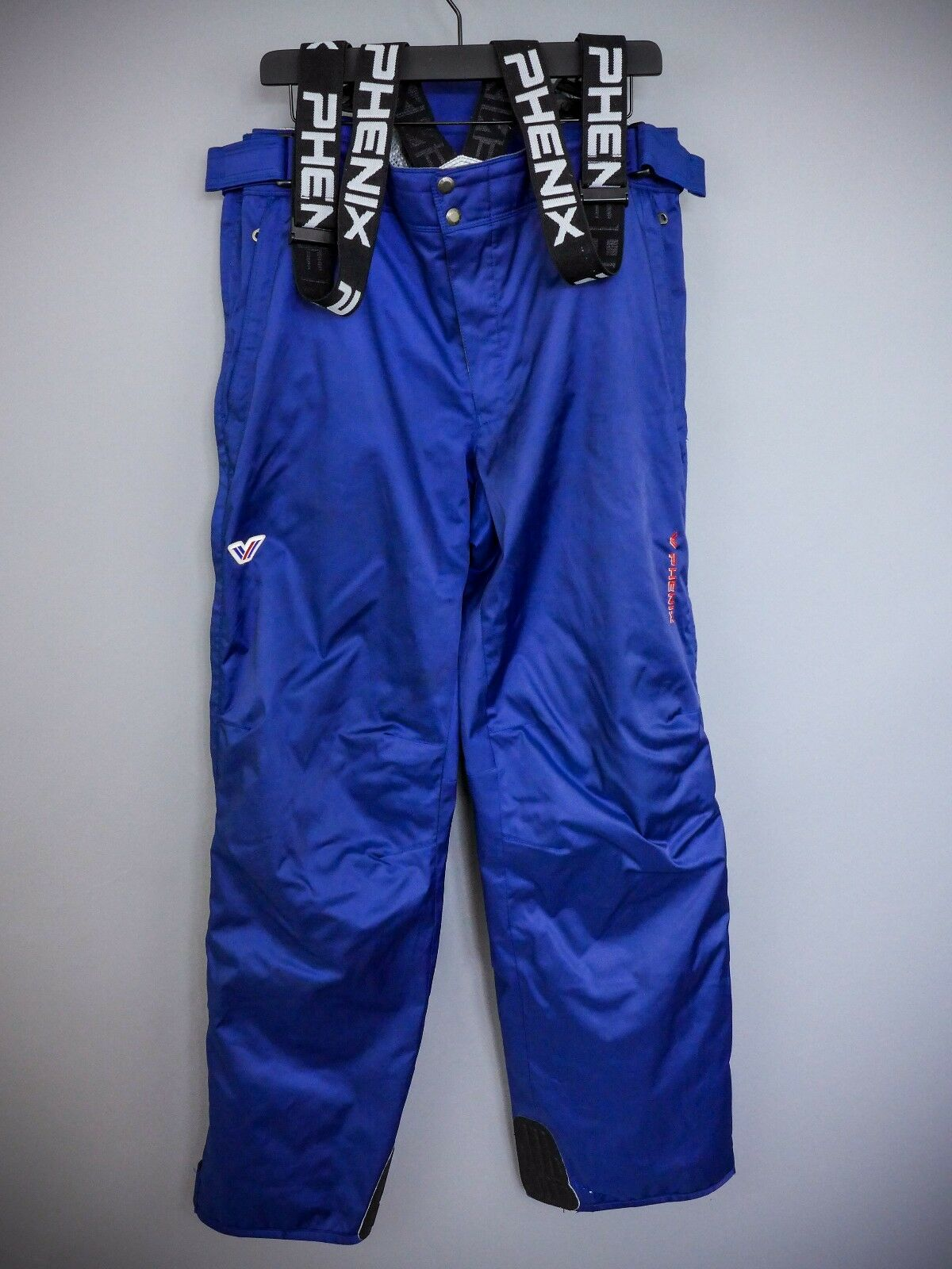 XII355 Men Phenix bluee Skiing Snowboarding Salopettes  W38 L33  choices with low price