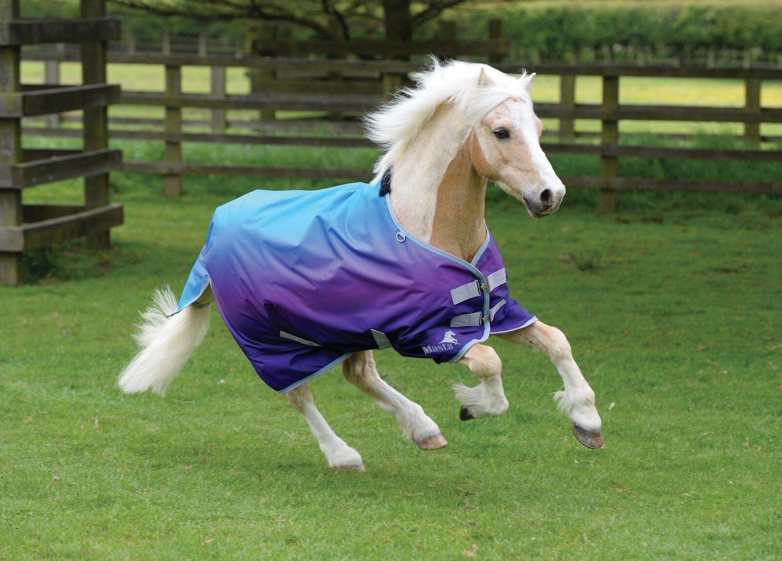 Masta Avante Horse Turnout Rug Lightweight Summer No Fill