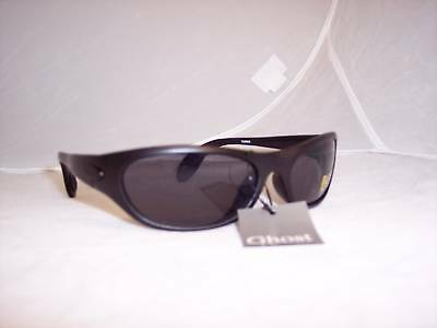Clear Lens Brand New Ghost 3405 Sunglasses Black