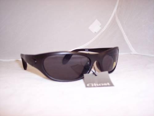 Smoke Lens Brand New Ghost 3400 Sunglasses Black