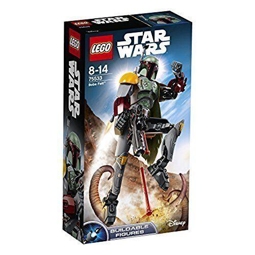 Lego 75533 - Star Wars Constraction - Boba Fett - NUEVO