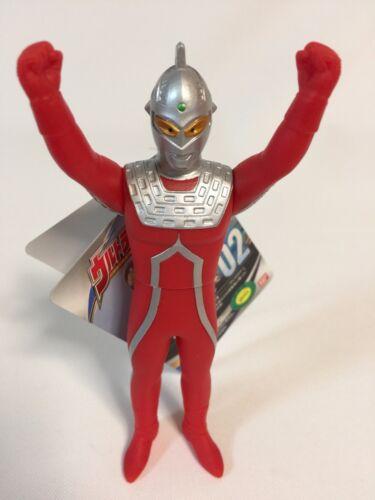 Bandai Ultraman Ultra Seven Ultra Hero 500 Series 02 Sofvi Soft Vinyl Pvc Figure