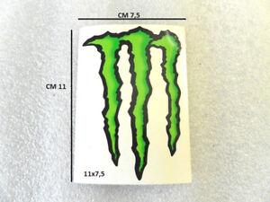 Adesivo Monster Energy Stickers
