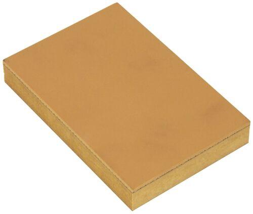 Smoky Tan Set of 2 Speedball 4308 Linoleum Block 4 X 6 Size