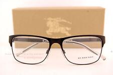 Brand New BURBERRY Eyeglass Frames BE 1289 1007 Black For Men  Size 55