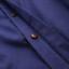miniatura 11 - Para hombres mangas Largas Estilo Lino Sólido Camisas Casual Ajuste Camiseta Vestido Formal