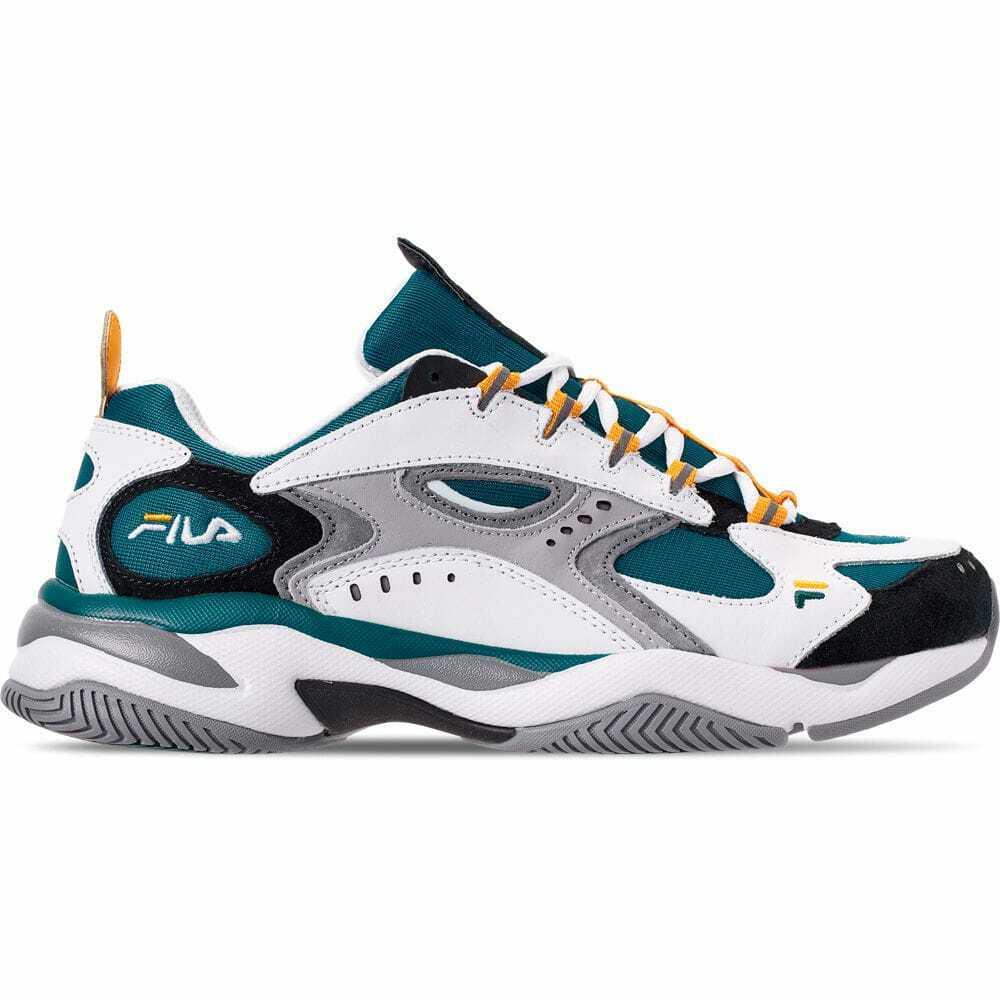 Para Hombres Zapatos informales Fila Boveasorus 99 Atlántico Profundo blancoo Monumento 1RM00576 319