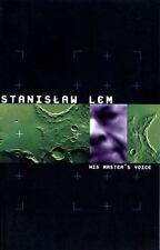 His Master's Voice, Michael Kandel, Stanislaw Lem, Very Good Book