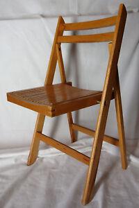 70er-Jahre-Designer-Klappstuhl-Retro-Vintage-Moebel-Rarritaet-Stuhl-Holz