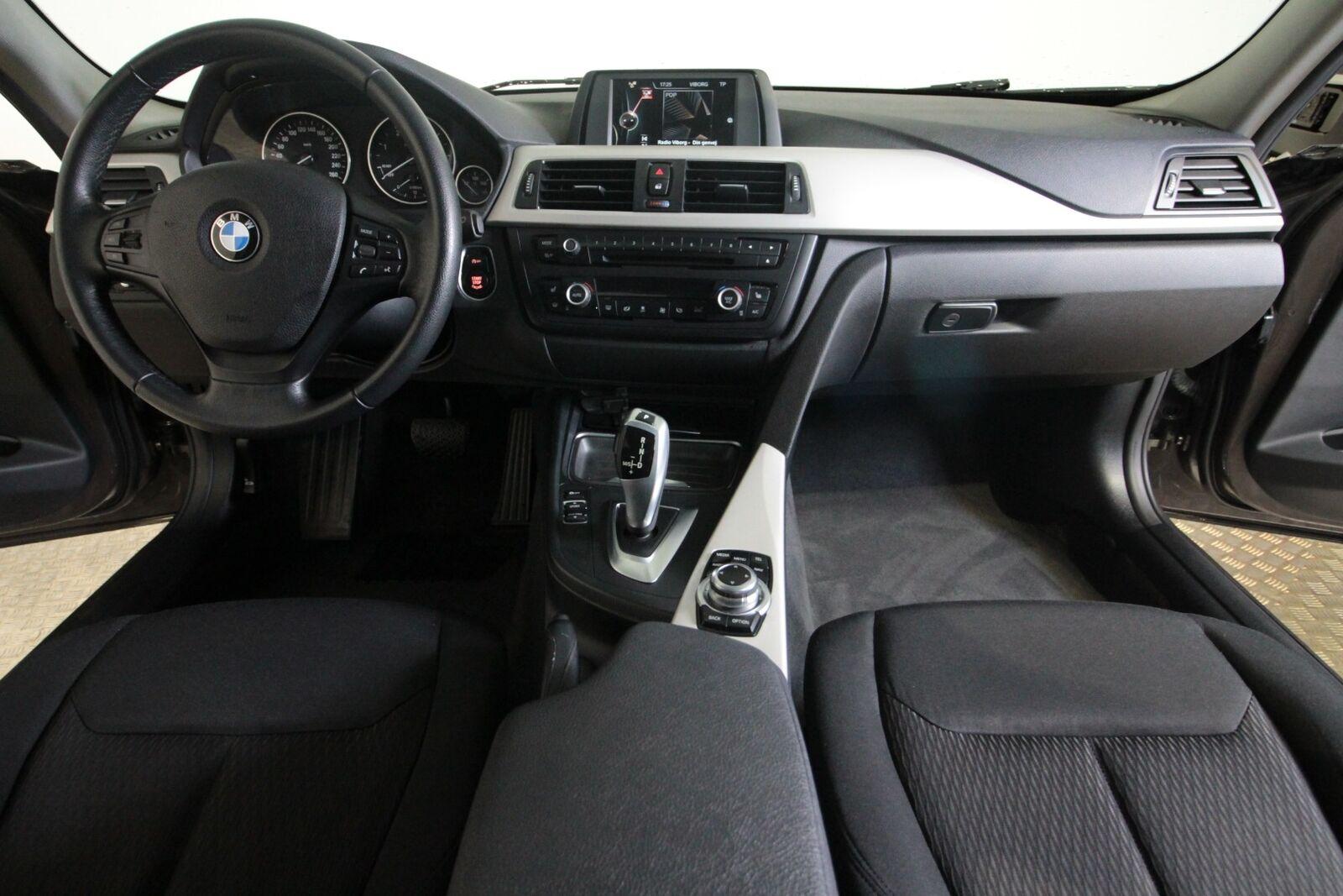 BMW 318d Touring aut.