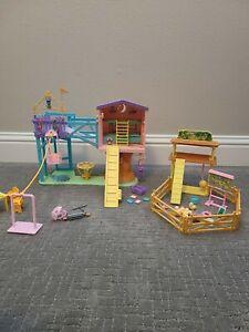 2001 HTF Barbie Kelly Mattel Lots of Secrets Clubhouse ...