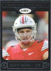 2016-SAGE-HIT-Football-Premium-Portraits-PP-6-Joey-Bosa-Ohio-State