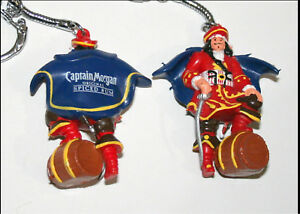 Merchandise Memorabilia Food Beverage New Captain Morgan Ed Rum Key Chain