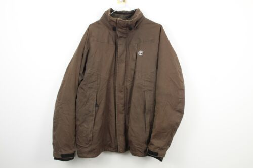 Jacket Size Timberland Uomo 27 Brown 7 L y538 No T6wqP