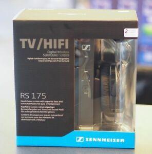 SENNHEISER RS175 Digital Wireless Surround Sound Headphones BRAND NEW wWARRANTY - Oxford, United Kingdom - SENNHEISER RS175 Digital Wireless Surround Sound Headphones BRAND NEW wWARRANTY - Oxford, United Kingdom