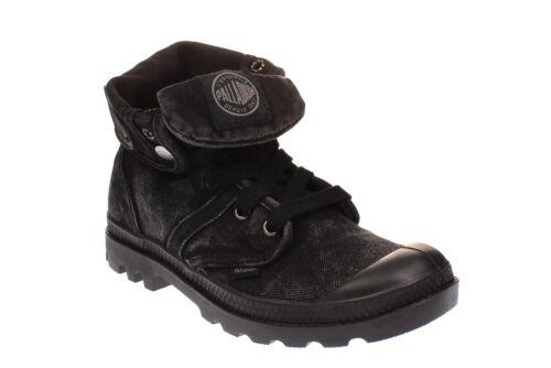 Palladium 71874 BAGGY W 862-black-metal Damen Schuhe Boots Stiefel