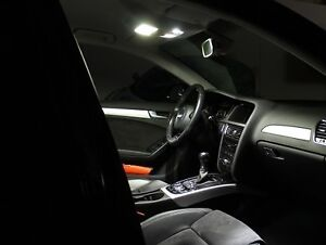 NEW-GENUINE-AUDI-A3-A4-A6-Q7-LED-INTERIOR-LIGHT-RETRO-FIT-KIT