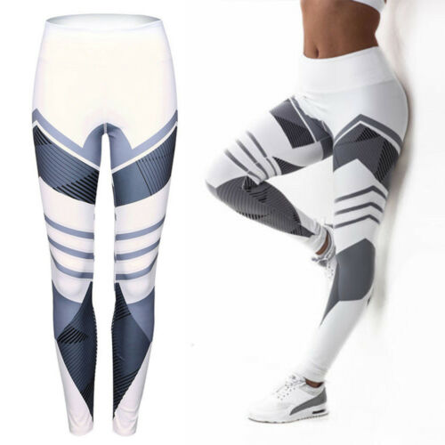❤Women Butt Lift Yoga Pants Fitness Leggings Running Sports Athletics Trousers