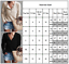 Womens Button Loose Knit Tunic Blouse Tops Casual Long Sleeve T Shirts Pullover
