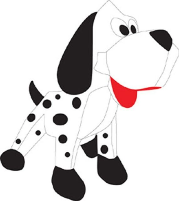 "PR 13111 Kite Skippy Jr the Dog Large 96/"" Long Special Character Kitesock..52"